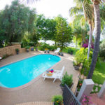 Swimming Pool | The Islandview House Upington Accommodation