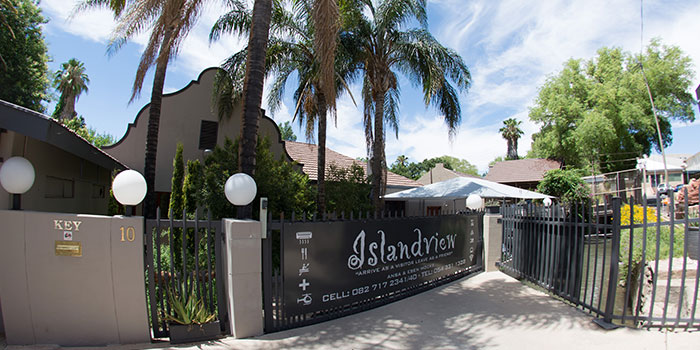 Islandview House Upington Accommodation