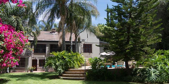 Islandview House Upington Accommodation